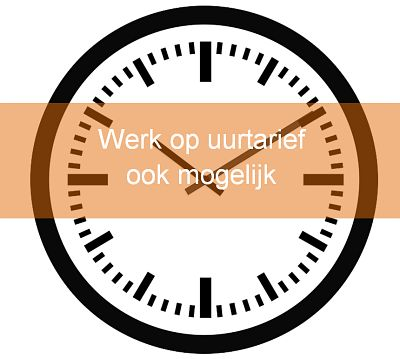 Uurprijs boekhouder Haarlem